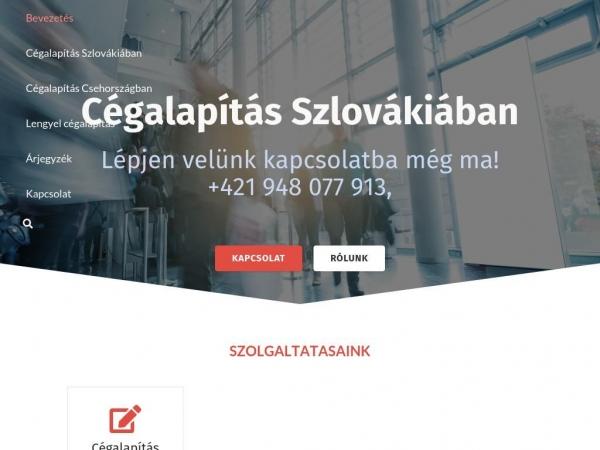 szlovak-ceg.hu