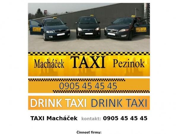 taxipezinok.eu
