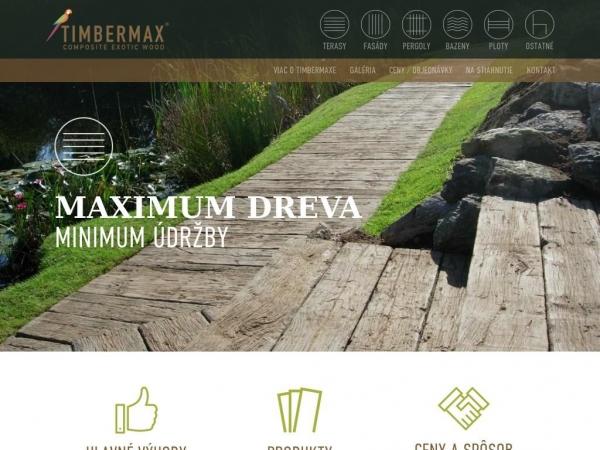 timbermax.sk