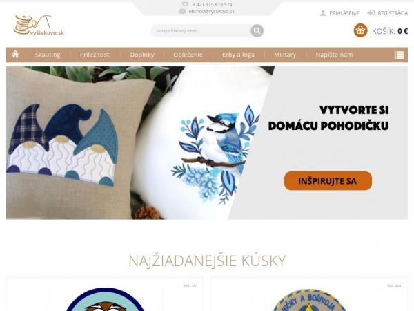 vysivkovo.sk