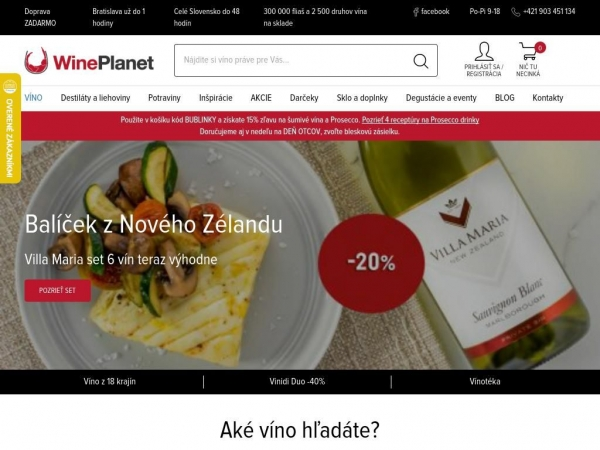 wineplanet.sk