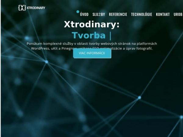 xtrodinary.co