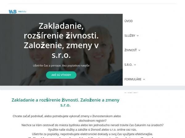 zakladaniezivnosti.sk