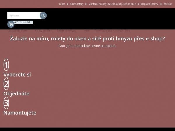 zaluzieprotebe.cz