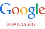 Google update 1.8.2018 – zmeny pre SEO